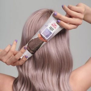 color fresh mask : lilac frost