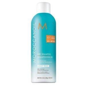 moroccan oil dry shampoo : light tones